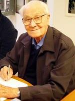 O Major Martin Drewes lançou a segunda edição do livro nesse ano. A primeira edição é de 2002. (Foto do Wikipedia)