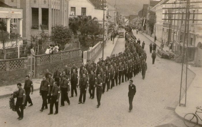 Desfile integralista