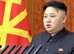 Kim Jong-un, o líder político da Coreia do Norte (Vinoblok)