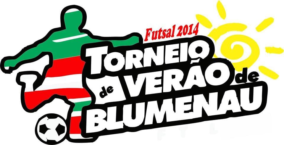 Logomarca do Torneio de Verão de Blumenau (Divulgação)