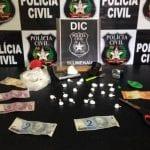 Provas do crime (DIC)