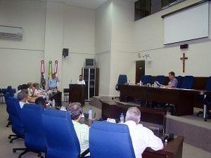 Sessão Ordinária (Assessoria)