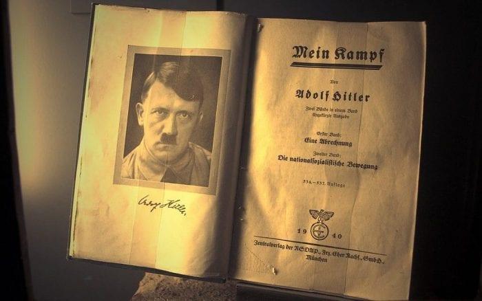 Introdução do Mein Kampf (yadvashem)