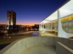 Fachada do Palácio do Planalto - foto de Roberto Stuckert Filho/PR