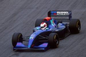 Roland no Brasil: Apesar do esforço, não se classificou para o grid (F1 Nostalgia)