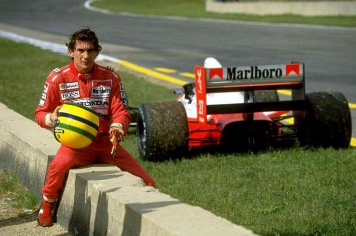 Ayrton Senna (Divulgação)