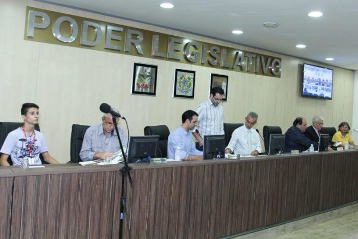 Sessão Ordinária da Câmara de Vereadores (Renan Olaz)