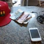 Objetos furtados (Polícia Militar)