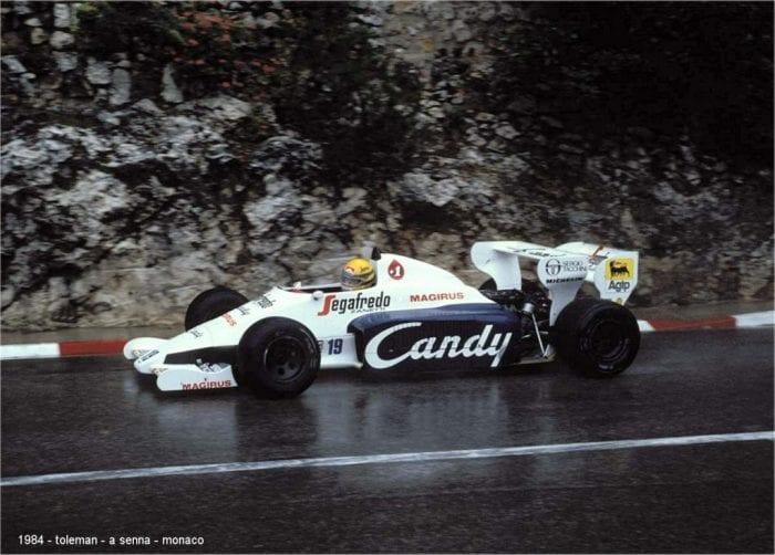 Mônaco, 1984 - O nascimento de um ídolo batizado na chuva (Senna Files)
