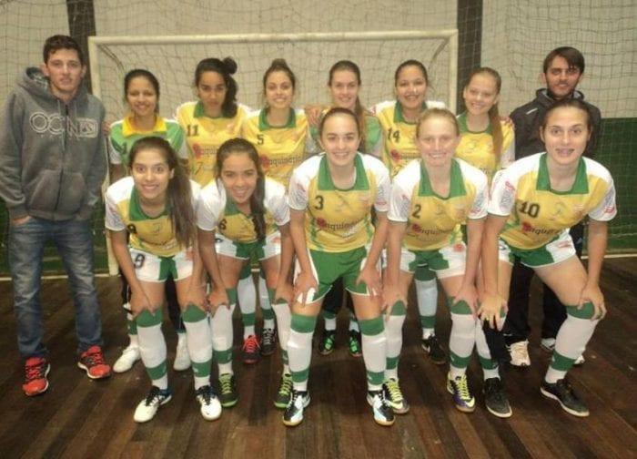 Nova Geração Futsal Feminino (Divulgação)