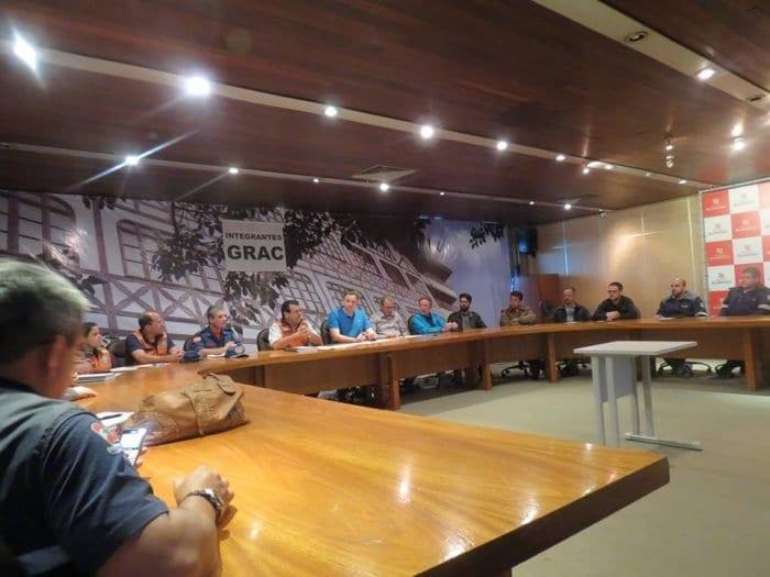 Reunião do Grac (Prefeitura de Blumenau)