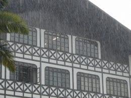 Chuva em Blumenau (Jaime Batista)