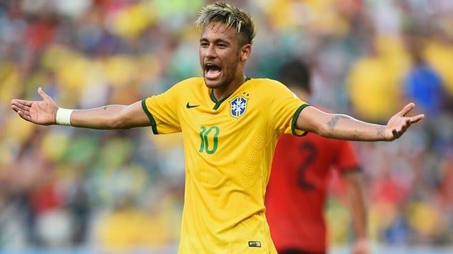 Neymar foi o atleta brasileiro mais citado (FIFA)