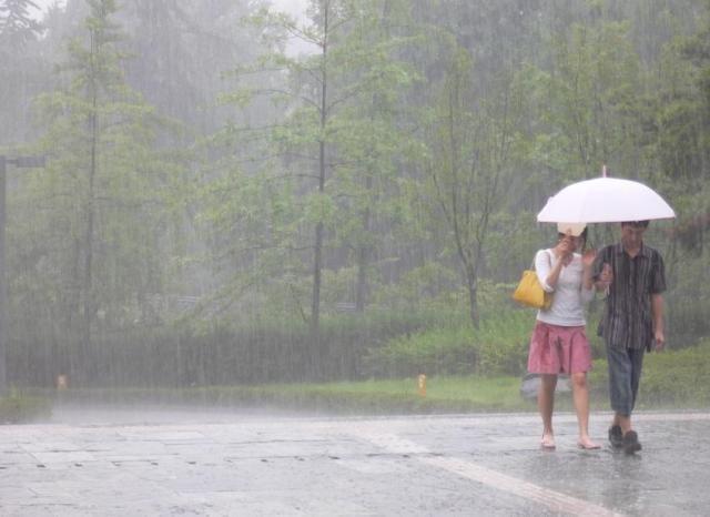 Chuva em Blumenau