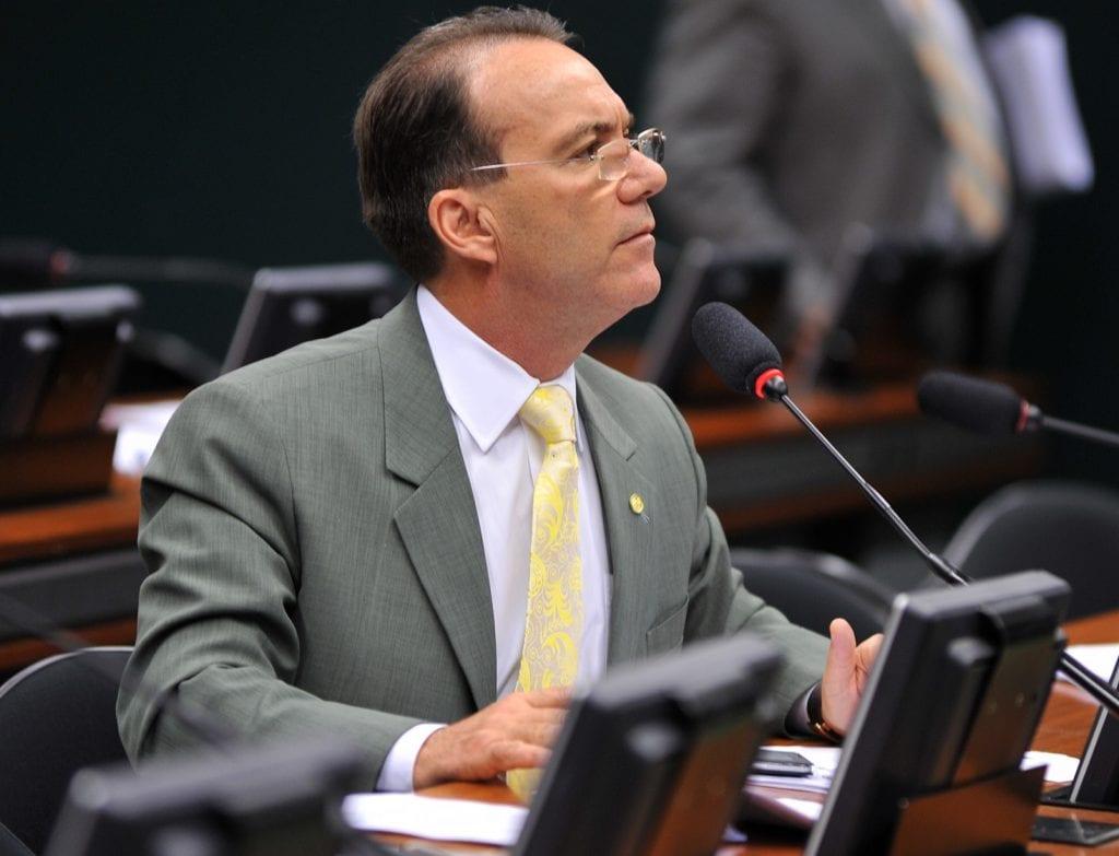 Décio Lima (Zeca Ribeiro / Câmara dos Deputados)
