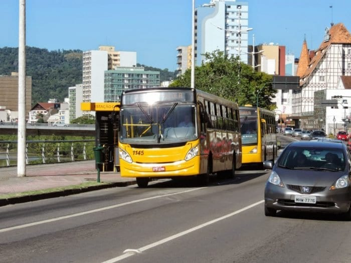 Transporte coletivo de Blumenau ganhará novos horários (Jaime Batista)