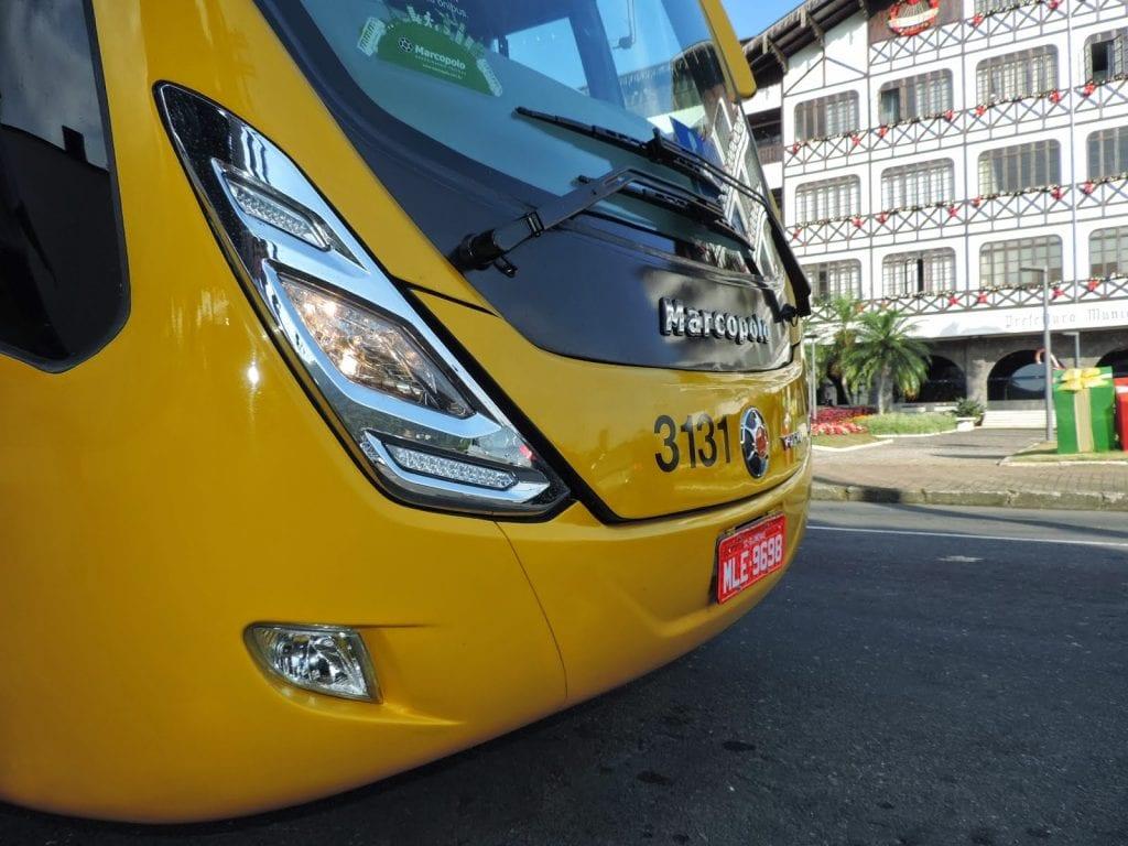 Ônibus do consórcio Siga (Jaime Batista)