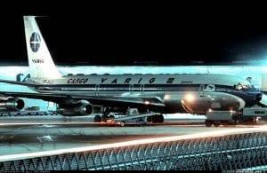 Noticiado pelo FAROL meses atrás, o voo 967 da Varig também poderia ter sido abatido, em 1979 (FAB)