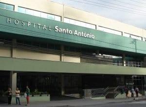 Hospital Santo Antônio - foto de Jaime Batista