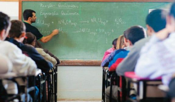 Vagas são para professores de c (Claudio Gatti)