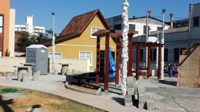Praça Bernardo Wolfgang Werner (Filipe Rosenbrock)