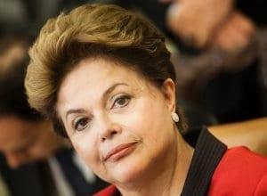 Dilma Rousseff (Brendan Smialowski / AFP)