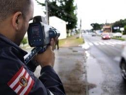 Lista de ruas com radar - foto de Marcelo Martins