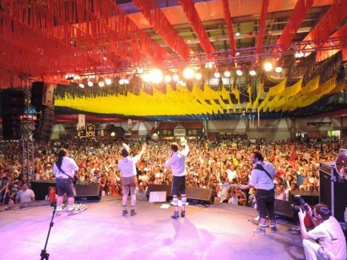 Abertura da Oktoberfest 2014 (Jaime Batista)