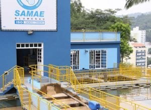 Museu da água - foto de Jaime Batista