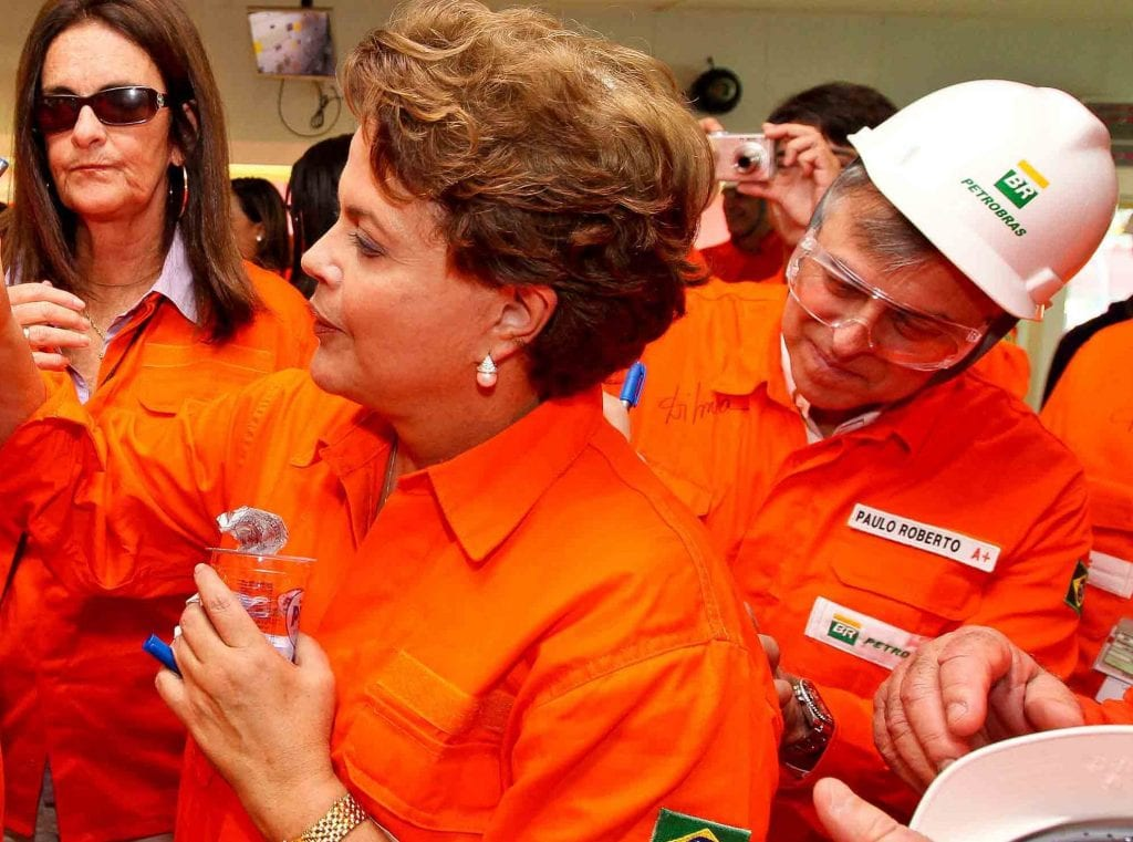 O ex-diretor da Petrobras, Paulo Roberto Costa, está entre os denunciados (Roberto Stuckert Filho/PR)