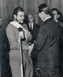 PEDIDO DA SANTA SÉ: condecoração tinha o propósito de cessar a perseguição religiosa em Cuba.