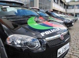 Polícia Civil (Jaqueline Noceti/Secom)