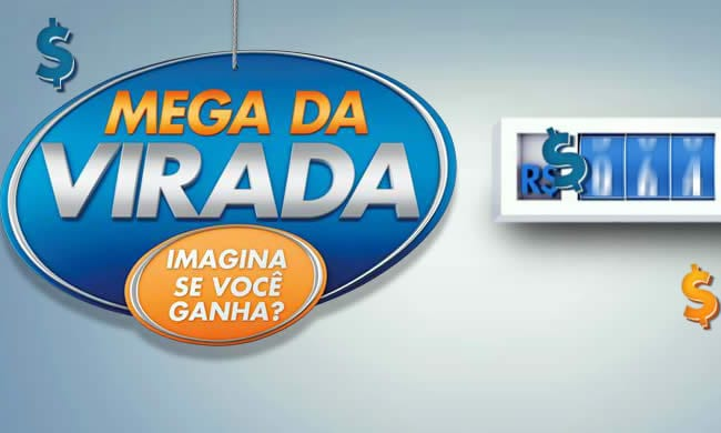 Mega da Virada tem prêmio de R$ 300 milhões