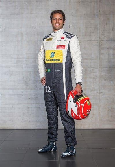 Nasr: Levar Sauber de volta aos pontos é um dos objetivos para 2015 (Sauber)