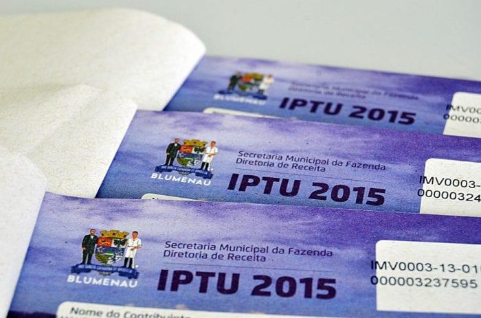Carnê IPTU