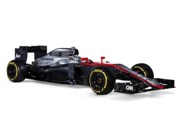 Nova pintura foi recebida com certa frustração, mas equipe aposta alto na volta da Honda a categoria. (Divulgação/McLaren)