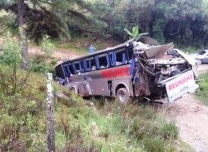 Acidente deixa ao menos sete mortos na Serra Catarinense (PRF)