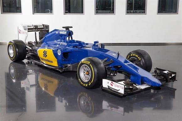 Sauber: Volta ao clássico azul para superar os problemas (Sauber)