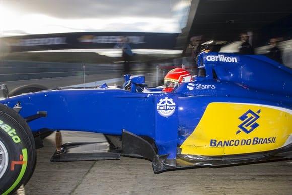 Felipe Nasr e o Sauber: Acumulo de qulometragem e tocada forte para estrear bem na F1 (Xavi Bonilla/Grande Premio)