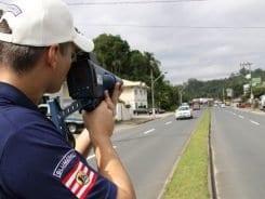 Lista de ruas com radar (Marcelo Martins)