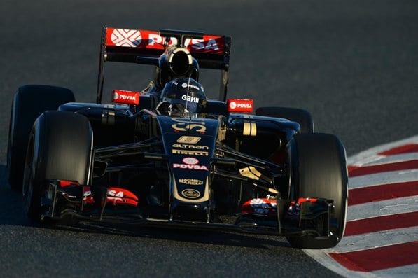 Grosjean termina em primeiro no domingo e mostra o potencial da Lotus (F1)