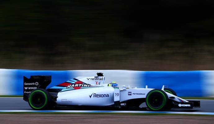 O FW37 (Getty Images)