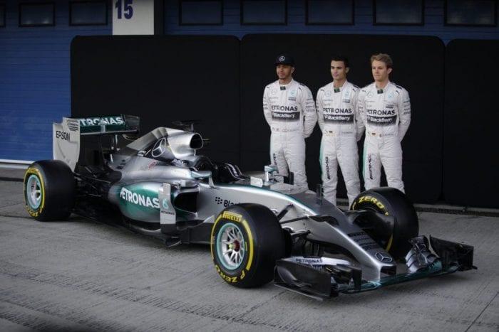 Mercedes W06 Hybrid (Xavi Bonilla/Grande Prêmio)
