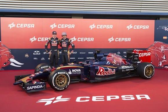 Verstappen e Sainz jr. tem a missão de levar a Toro Rosso aos cinco primeiros (Xavi Bonilla/Grande Prêmio)