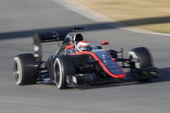 McLaren: Chega antes a Barcelona encontrando saidas para os problemas do MP4/30 (Xavi Bonilla/Grande Prêmio)
