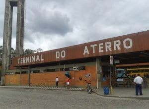 Terminal do Aterro - foto da Prefeitura de Blumenau