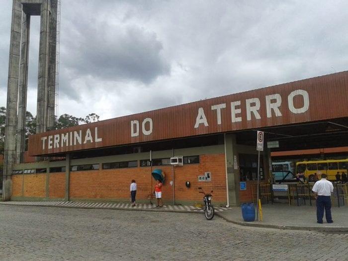 Aterro Terminal Ônibus