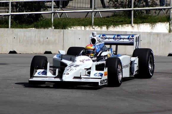 Em 2011, pela Dreyer & Reinbold, os primeiros passos na Indy (Rodrigo Berton / Grande Prêmio)