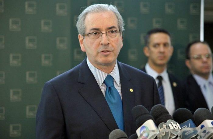 Eduardo Cunha: solução para a crise econômica depende da retomada da confiança e não do aumento da carga tributária (Alex Ferreira/Câmara dos Deputados)