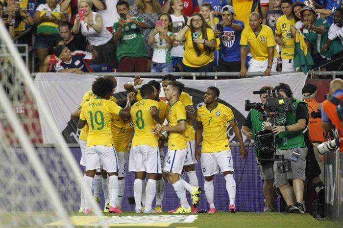 Este foi o último teste da seleção antes das Eliminatórias para a Copa de 2014 (Rafael Ribeiro/CBF)